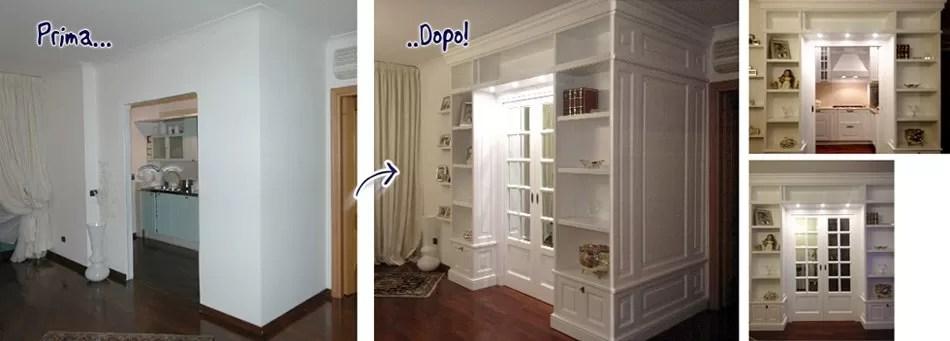 Trasformare una stanza con mobili su misura  Falegnamerie