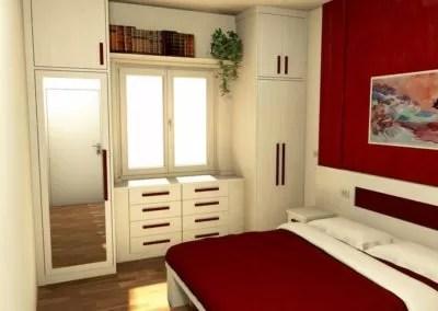 Nelle camere matrimoniali gli adulti trovano intimità e spazio per. Camere Da Letto Roma Tutto In Vero Legno Su Misura