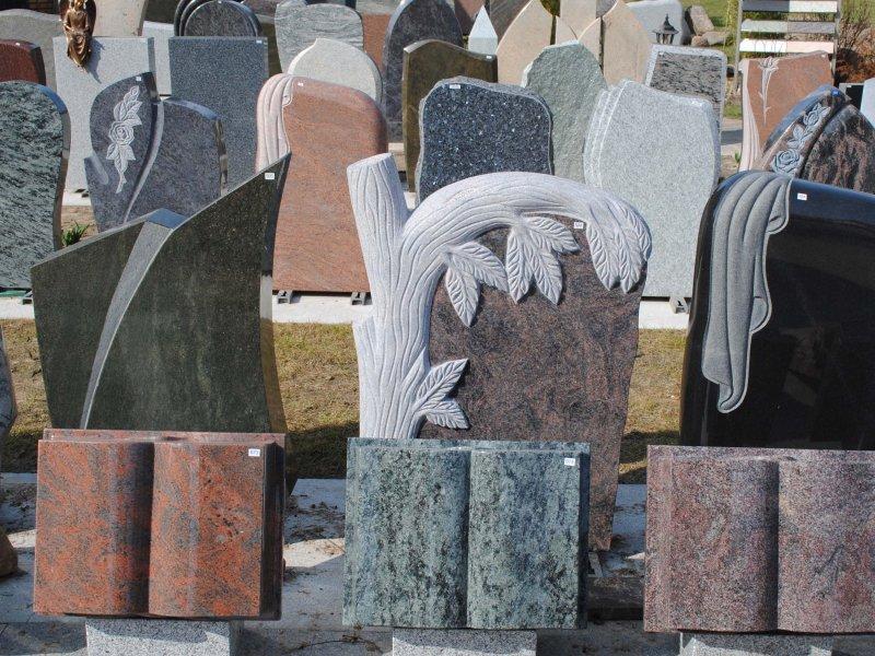 Falkenburger Natursteinhandel 4930 5628353 Grabmale Grababdeckungen Mamor Granit