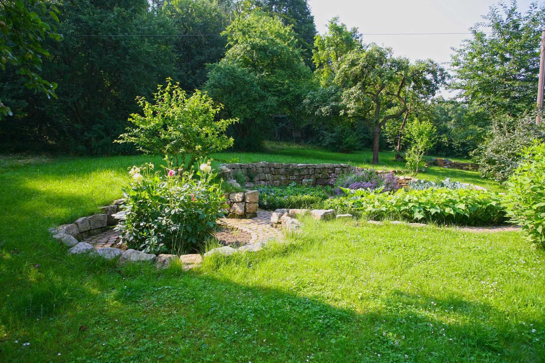 Moderne Gartengestaltung  eine Auswahl an Gartenideen