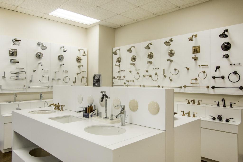 Memphis Showroom  Falk Plumbing  Supply