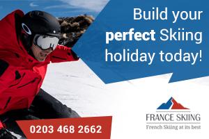 Extreme skiing movie