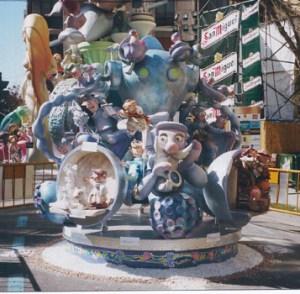 falla infantil 2005