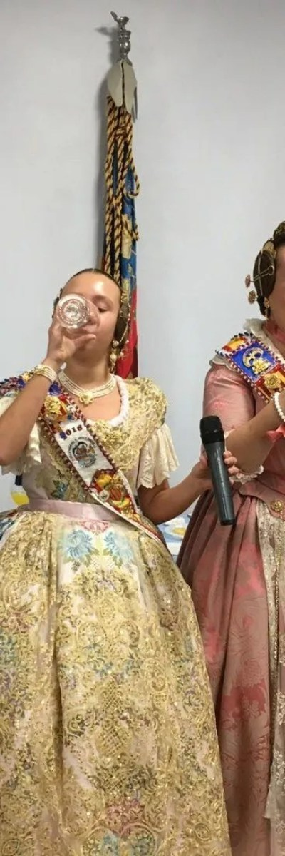 El brindis