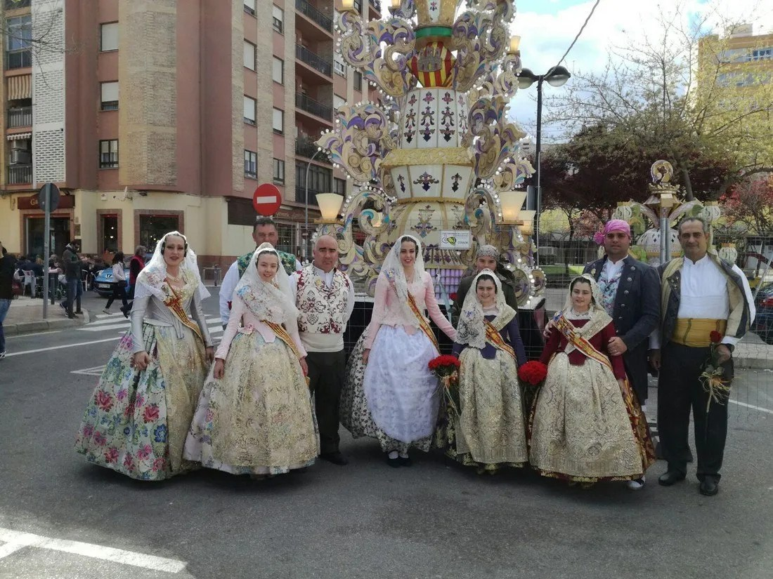 Ofrenda Castellon