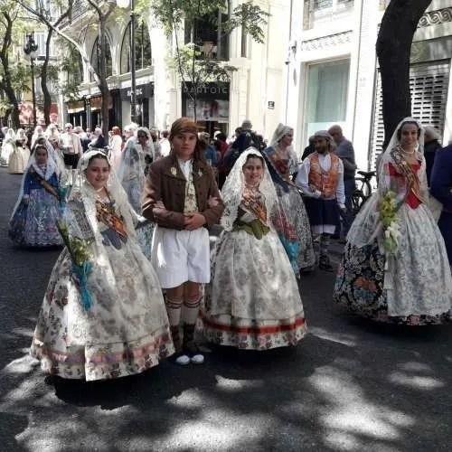 Procesion de San Vicente 2017