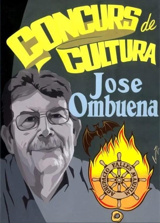Concurso de Cultura José Ombuena