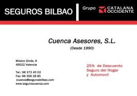 5 SEGUROS BILBAO
