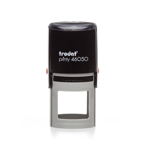 Self Inking Circle Stamp