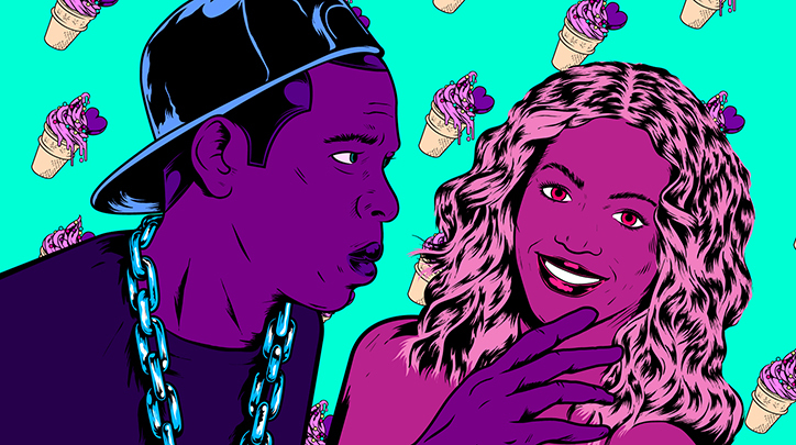 Pop-Icons_jayZ-Beyonce-le-cube-itsnicethat-6