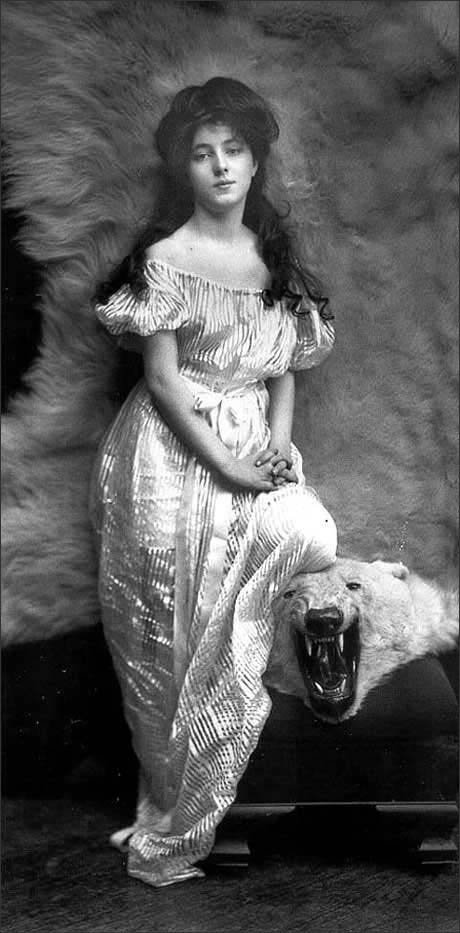 Evelyn-Nesbit-it-girl-vintage-beauty