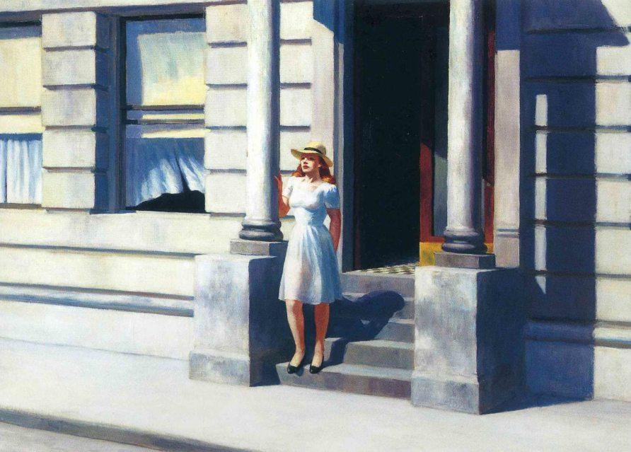 Edward-Hopper-Summertime