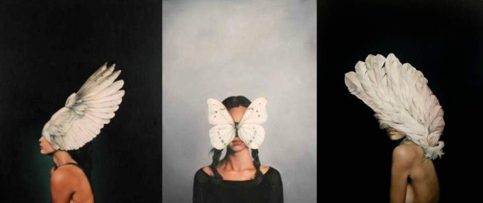 Amy-Judd-painting-women-triptych