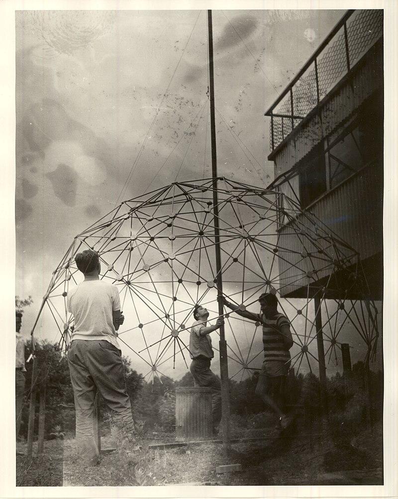 long ago dome construction