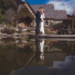 Jess & Tain's Intimate & Romantic Chapel By The Lake Elopement fallon photography