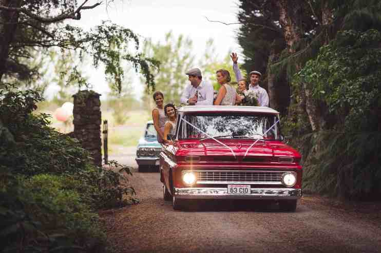 Megan Simon DIY Backyard Southland Wedding Photography