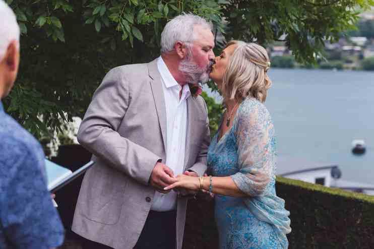 queenstown backyard elopement