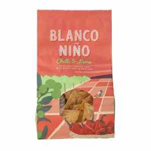 Blanco Niño Blue Chilli & Lime Tortilla Chips