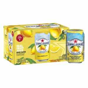 SanPellegrino Sparkling Limonata Lemon 330 ml