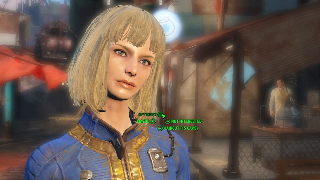 Cute Small Girl Wallpaper Download Beautiful Woman Makes Fun To Play With Her Fallout 4