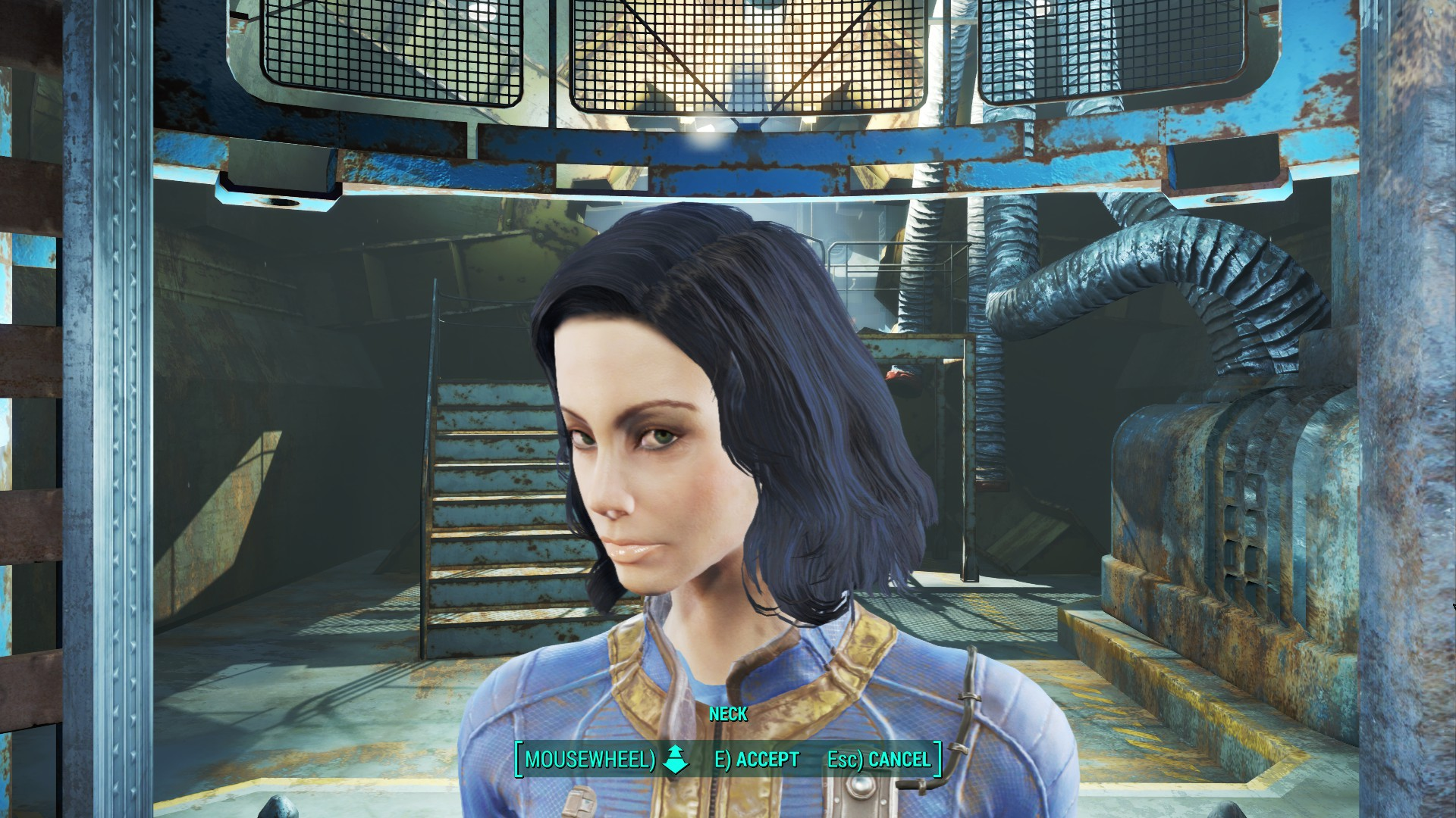 Character Save  Claire by Robert  Fallout 4  FO4 mods
