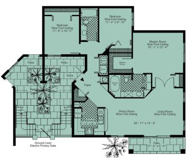 3 Bed / 2 Bath / 1,431 sq ft / Rent: Call for Details