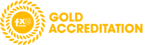 FXU Gold Accreditation