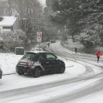 Cornwall Council Says It S Working Around The Clock Dealing With Issues Arising From Heavy Snow Falmouth Packet
