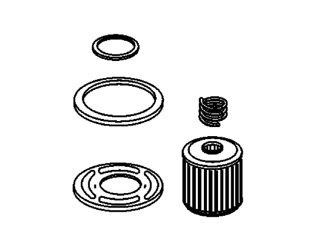 Genuine Mercruiser Oil and Fuel Filters by Quicksilver for