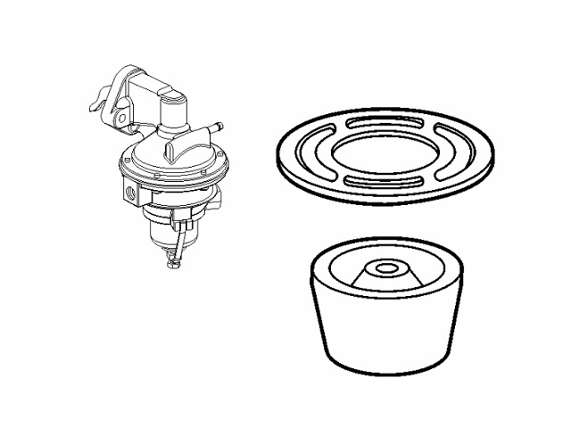 Genuine Volvo Penta Petrol Fuel Filters for sale by mail