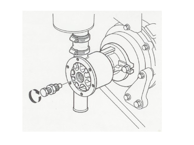 yamaha fuel filter removal tool