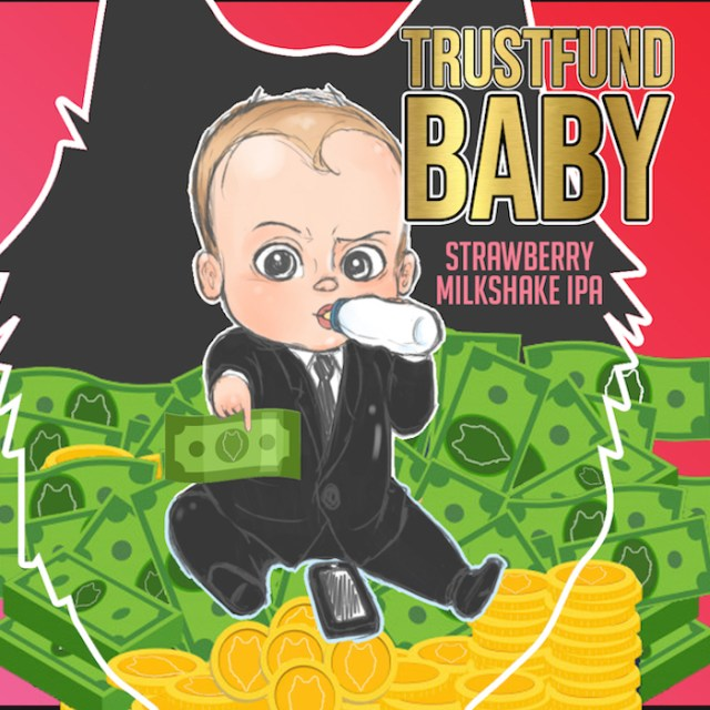 False Idol Brewing Trustfund Baby