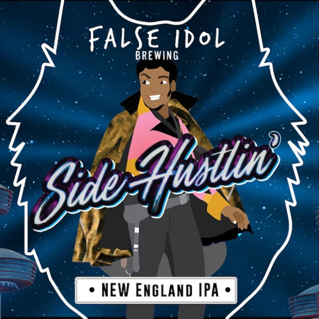 False Idol Brewing Side Hustlin'