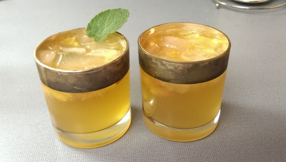 Nothing like a Mint Julep on a hot summer day