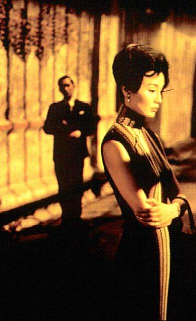 In the Mood for Maggie Cheung