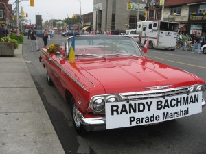 Randys Ride