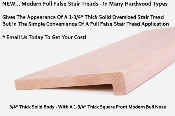 Prefinished Stair Treads Canada