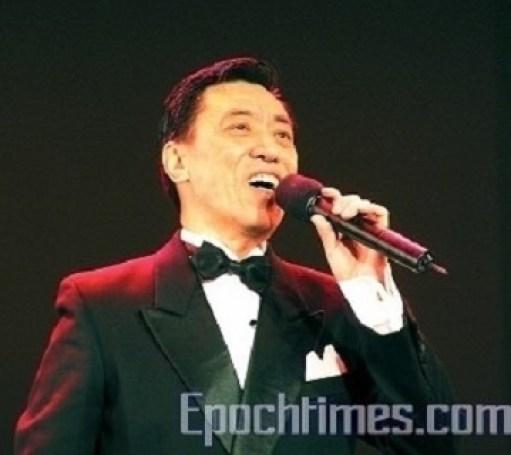 著名男高音歌唱家關貴敏先生。(大紀元圖片)