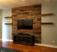 Wood On Walls - Home Design