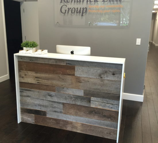 Orlando Custom Reclaimed Wood Furniture  Fama Creations