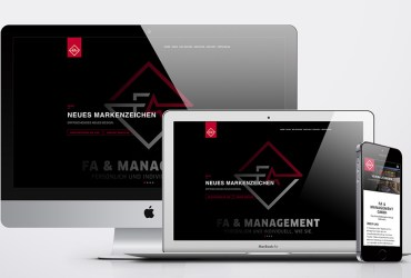 Unsere Webseite wurde aktualisiert