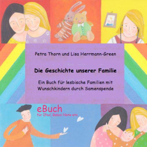 lesbische Familie nach Samenspende