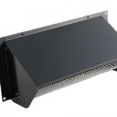 Kitchen Exhaust Vent Long Narrow Table Vents Wall