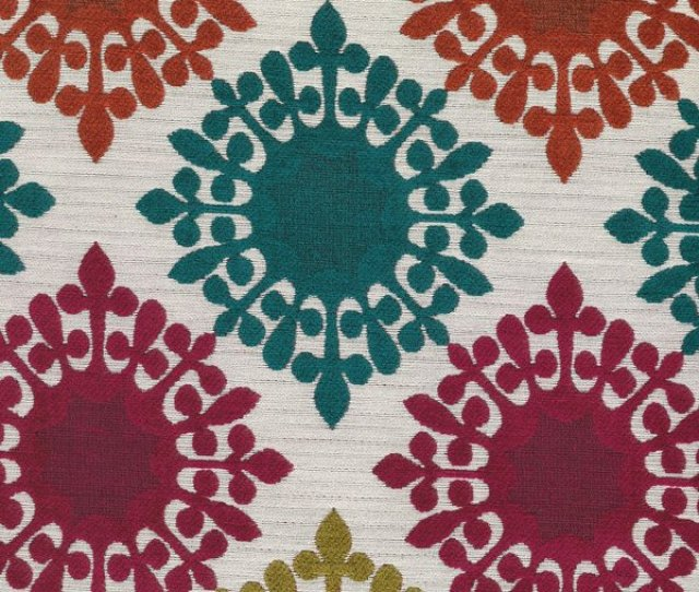 Picture Of Retro Candy Upholstery Fabric