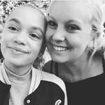 Jillian Spaeder with her Mother