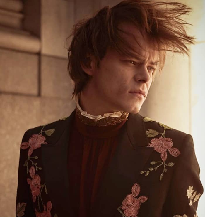 Charlie Heaton Height Age Weight Biography Wiki Girlfriend