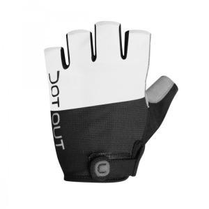 PIN guantes verano Blanco-Negro