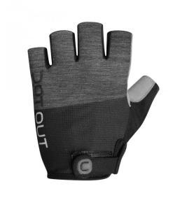 PIN guantes verano Gris-Negro