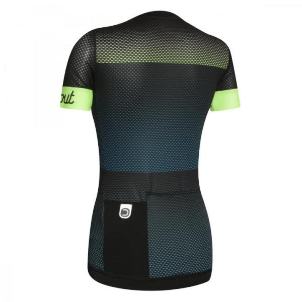 GLORY maillot m/corta Lima-Azul claro