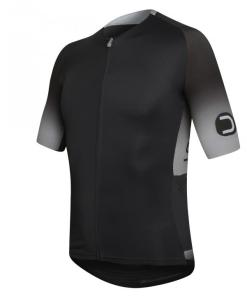 VERTICAL maillot mcorta Negro